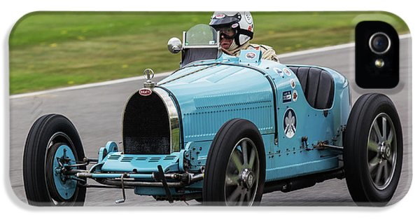 Bugatti Type 35 IPhone 5 Case by John Richardson