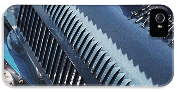 Bugatti Type 35 Louvers IPhone 5 Case by Curt Johnson