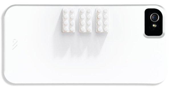 Builidng Blocks IPhone 5 Case by Scott Norris