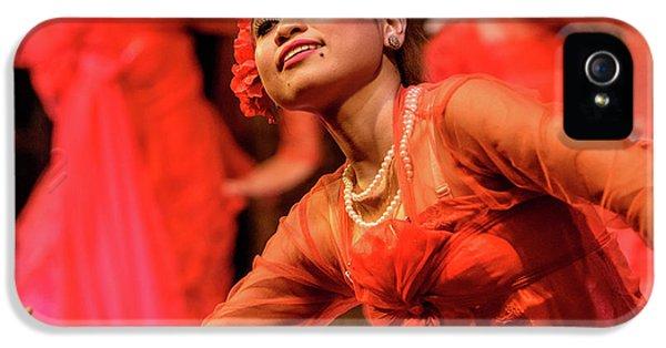 Burmese Dance 1 IPhone 5 Case by Werner Padarin