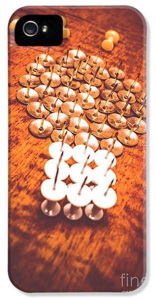 Busiiness Still Life Ideas IPhone 5 Case by Jorgo Photography - Wall Art Gallery