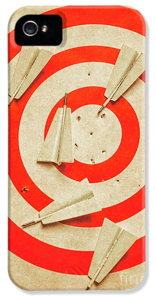 Business Target Practice IPhone 5 Case
