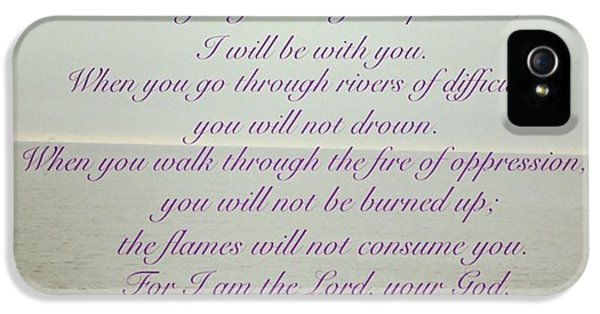 Design iPhone 5 Case - But Now, O Jacob, Listen To The Lord by LIFT Women's Ministry designs --by Julie Hurttgam