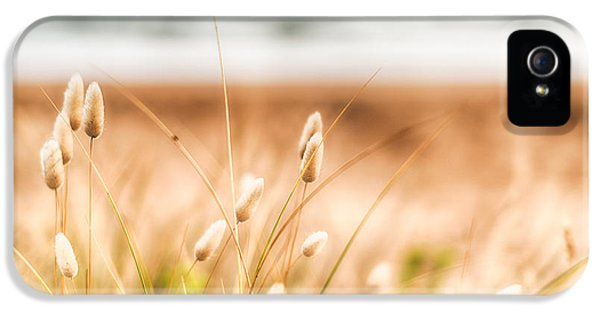 Button Grass IPhone 5 Case