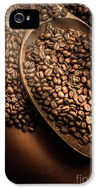 Cafe Aroma Art IPhone 5 Case by Jorgo Photography - Wall Art Gallery