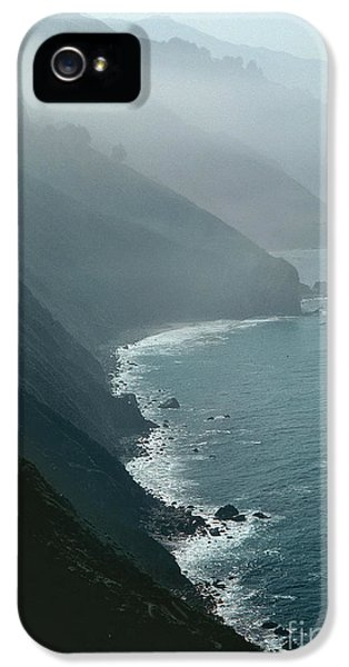 California Coastline IPhone 5 Case by Unknown