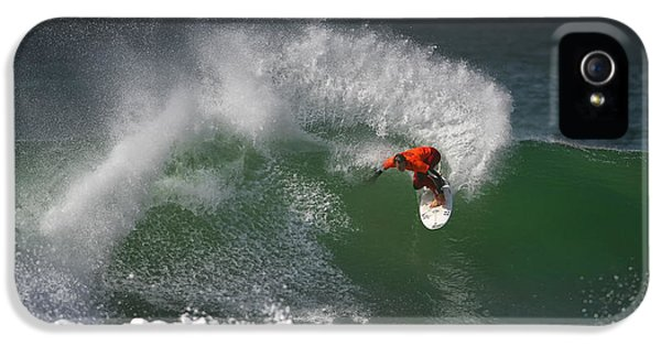 California Surfing 2 IPhone 5 Case by Larry Marshall