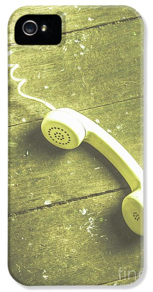 Call That Never Came IPhone 5 Case