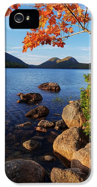 Calm Before The Storm IPhone 5 Case by Chad Dutson