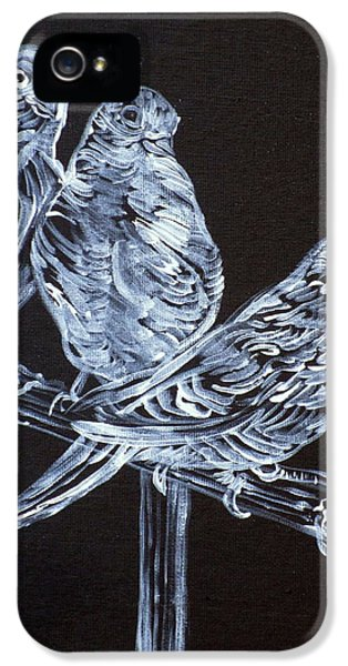 Canaries IPhone 5 Case by Fabrizio Cassetta