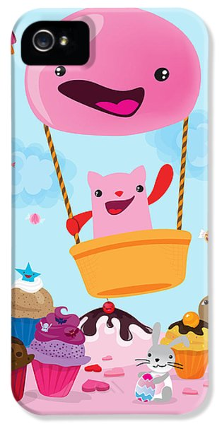 Candy World IPhone 5 Case