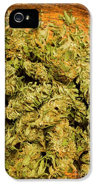 Cannabis Bowl IPhone 5 Case by Jorgo Photography - Wall Art Gallery