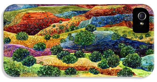 Canyon Impressions IPhone 5 Case by Hailey E Herrera