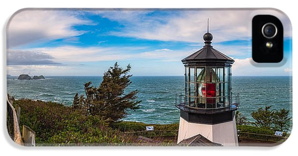 Cape Meares Lighthouse IPhone 5 Case by Darren White