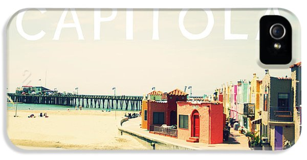 Capitola IPhone 5 Case by Linda Woods