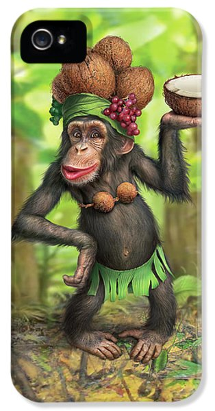 Carmen Coconuts IPhone 5 Case