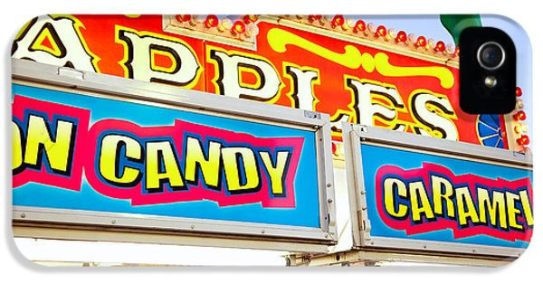 Carnival Concession Stand Signs IPhone 5 Case