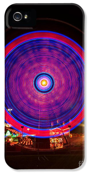 Carnival Hypnosis IPhone 5 Case
