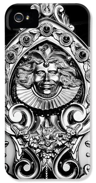 Carved Carousel Figurehead IPhone 5 Case