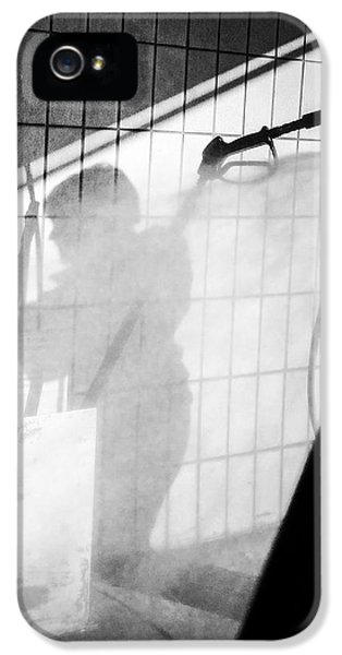 Carwash Shadow And Light IPhone 5 Case