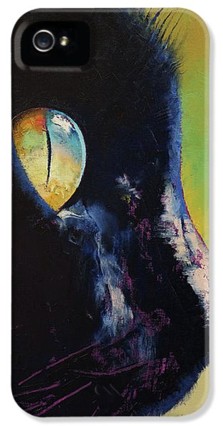 Cat Eye IPhone 5 Case