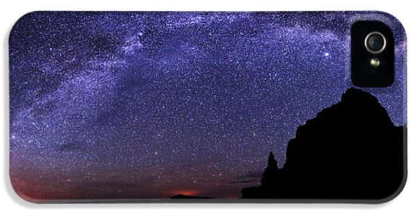 Celestial Arch IPhone 5 Case by Chad Dutson