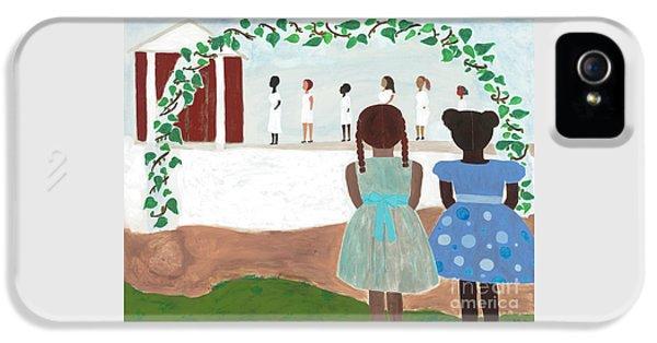 Ceremony In Sisterhood IPhone 5 Case