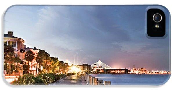 Charleston Battery Photography IPhone 5 Case