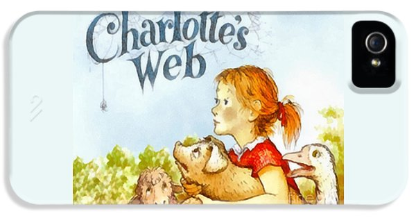 Charlottes Web IPhone 5 Case