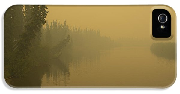 Chena River IPhone 5 Case by Gary Lengyel