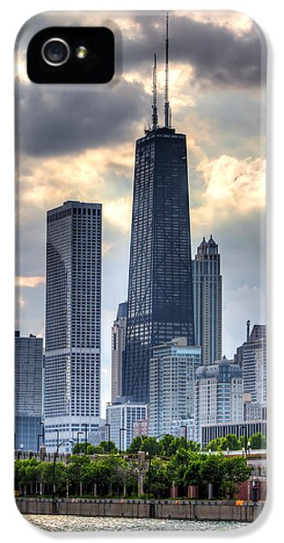 Chicago From The Pier IPhone 5 / 5s Case by Joshua Ball