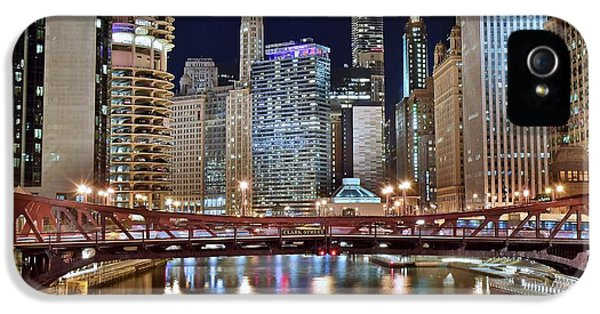 Chicago Full City View IPhone 5 Case by Frozen in Time Fine Art Photography