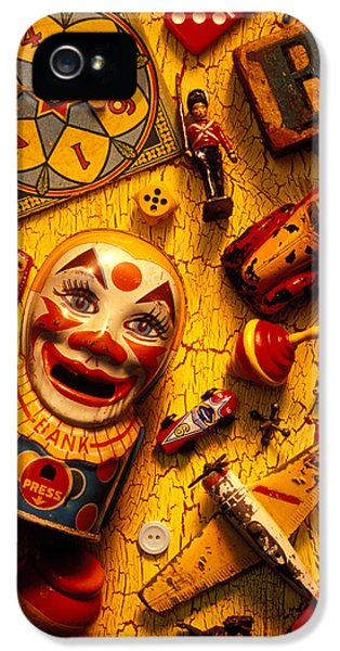 Childhood Toys IPhone 5 Case
