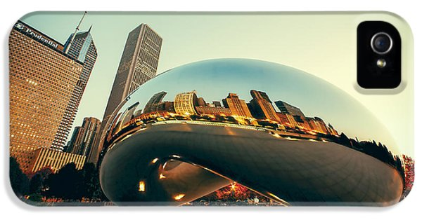 Chitown Bean IPhone 5 Case