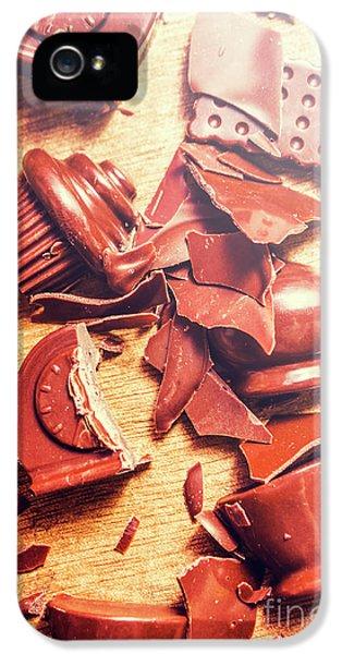 Chocolate Tableware Destruction IPhone 5 Case