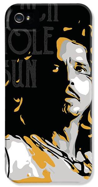 Chris Cornell IPhone 5 Case
