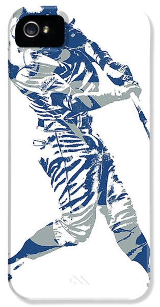 Chris Taylor Los Angeles Dodgers Home Run IPhone 5 Case