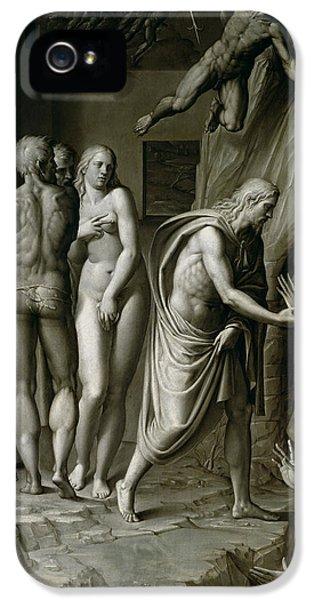 Christ In Limbo IPhone 5 Case