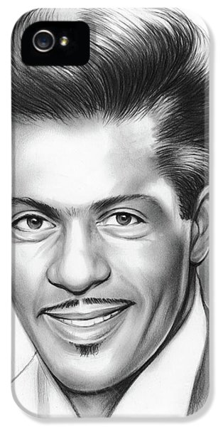 Rock And Roll iPhone 5 Case - Chuck Berry by Greg Joens