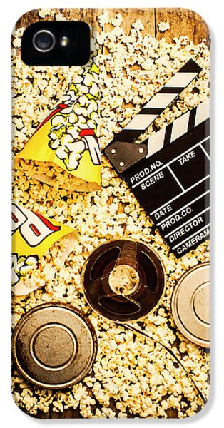 Cinema Of Entertainment IPhone 5 Case