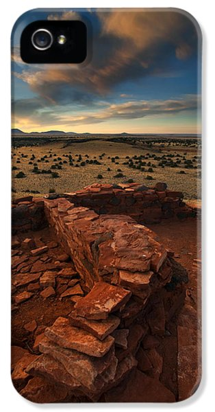 Citadel Walls IPhone 5 Case by Mike  Dawson