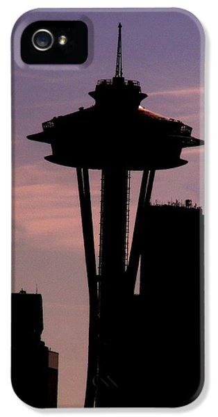 City Needle IPhone 5 / 5s Case by Tim Allen