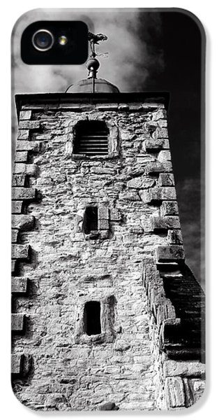 Clackmannan Tollbooth Tower IPhone 5 Case by Jeremy Lavender Photography