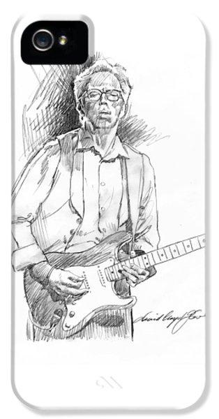 Clapton Riff IPhone 5 Case