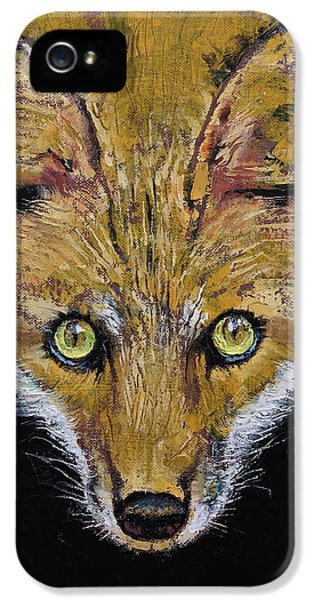 Clever Fox IPhone 5 Case