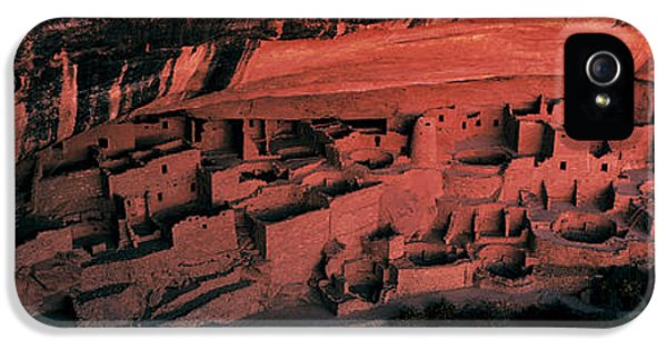 Cliff Palace Mesa Verde National Park IPhone 5 Case by Panoramic Images