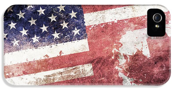 Co-patriots  IPhone 5 Case by Az Jackson