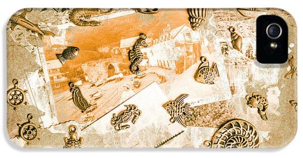 Pendant iPhone 5 Case - Coastal Romantics by Jorgo Photography - Wall Art Gallery