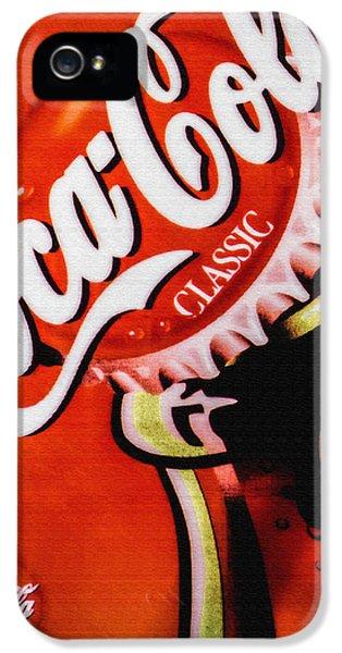 Coca Cola Classic IPhone 5 Case