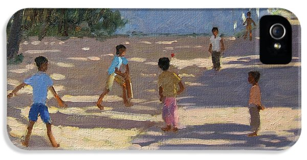 Cricket iPhone 5 Case - Cochin by Andrew Macara
